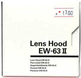 Canon EW-63II zonnekap