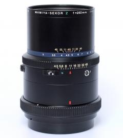 Mamiya Z Sekor 4.5 - 250mm