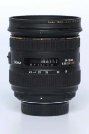 Sigma f2.8 - 24/70mm DG HSM EX