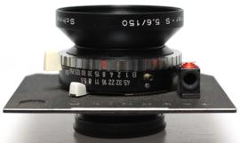 Schneider / Linhof Symmar-s 150mm f5,6