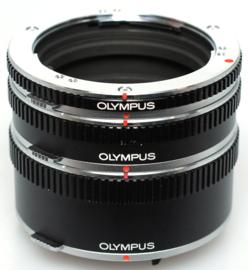 Olympus OM Extension ring set