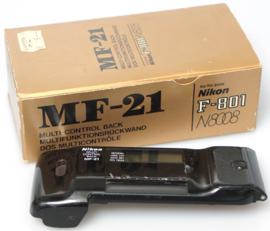 Nikon MF-21 Multifunctie achterwand voor F801