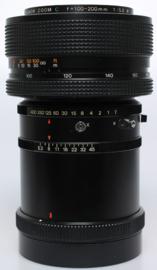 Mamiya RB 100-200mm f5,2 Sekor C zoomlens