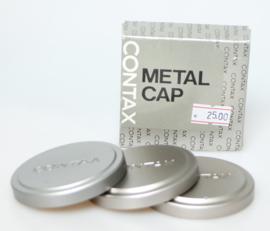 Contax G metal caps