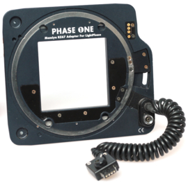 Phase One Mamiya RZ naar Lightphase adapter