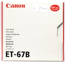 Canon ET-67B zonnekap