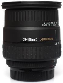 Sigma 28-105 f2,8-4 Nikon AF-D