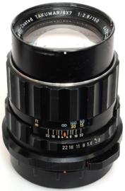 Asahi Pentax 6X7 Takumar 150mm f2,8 SMC
