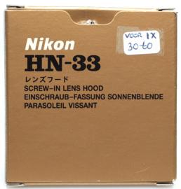 Nikon HN-33 zonnekap