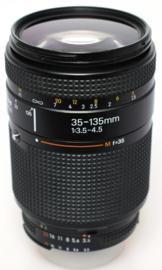 Nikon f3.5~4.5 - 35~135mm