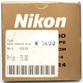 Nikon HN-24 zonnekap