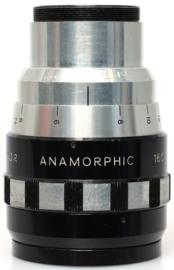 Sankor Anamorphic ciné-lens