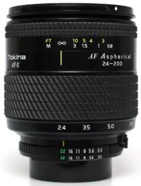 Tokina 24-200 f3,5 5,6 ATX AF ASPH ( Nikon )