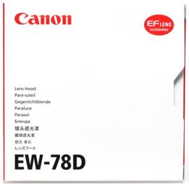 Canon EW-78D zonnekap
