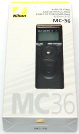 Nikon MC-36 timer afstandbediening
