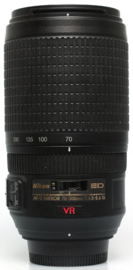 Nikon 70-300 f4,5 5,6 AF-S G ED VR