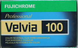 Fujicolor Velvia 100