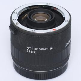 Sigma EX 2x teleconverter APO C AF