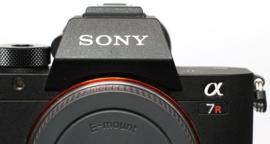 Sony A7R body + verticale grip