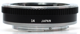 Olympus extension ring 14mm