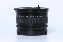 Mamiya 645 teleconverter Teleplus MC6 2x