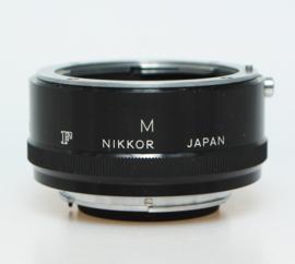 Nikon tussenring (F2 + micro Nikkor)