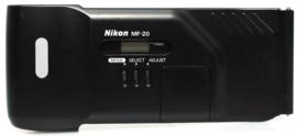 Nikon MF-20 datumachterwand