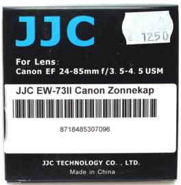 JJC / Canon EW-73 II zonnekap