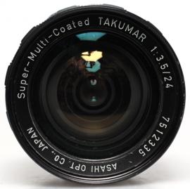 Pentax M42 24mm f3,5 SMC Takumar