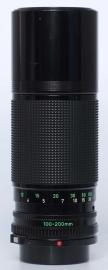Canon 100~200 mm F 5,6