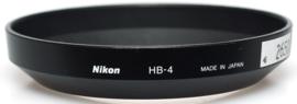 Nikon HB-4 zonnekap