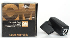 Olympus TTL Auto Connecter type 3