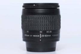 Nikon f3.5~5.6 - 28/80mm AF
