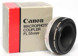 Canon macrophoto coupler FL 55mm