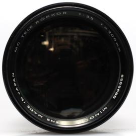 Minolta 200mm f3,5