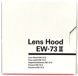 Canon EW-73 II zonnekap
