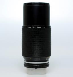Nikon AIS E 70-210mm f4.0