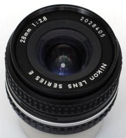 Nikon 28mm f 2,8 series E