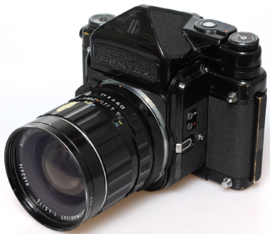 Pentax 6x7 + 75mm F4,5