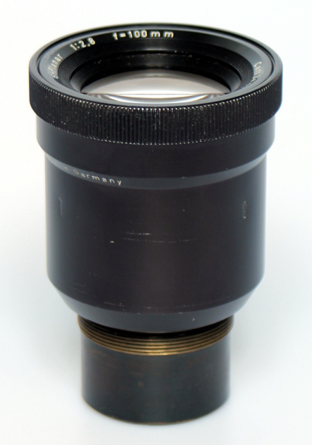 Carl Zeiss S-Planar f2.8 - 100mm