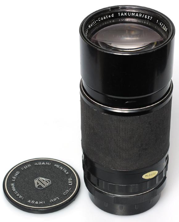 Pentax 67 300mm f4,0 SMC