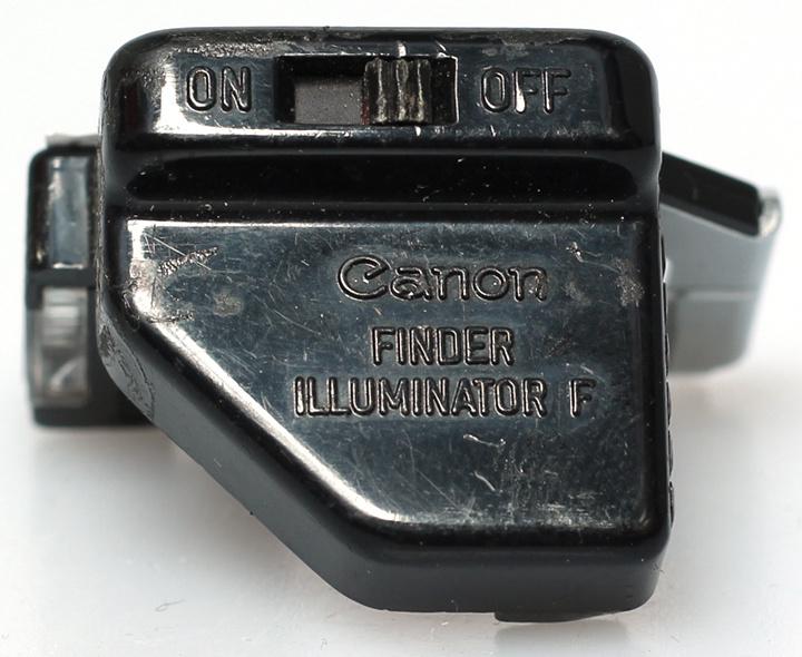 Canon Finder Illuminator F