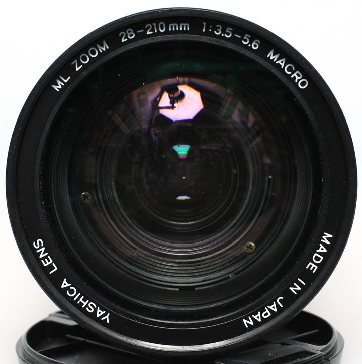 Yashica 28-210mm 3,5 5,6