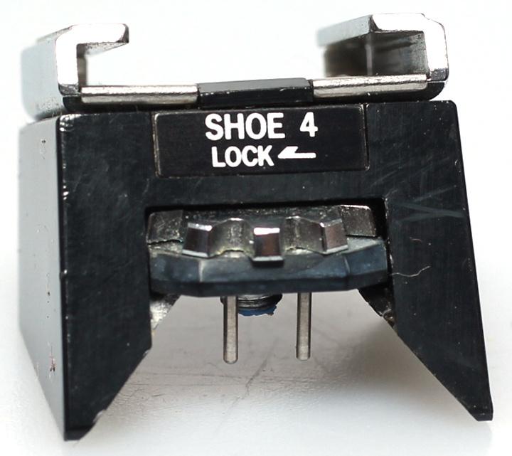 Olympus OM Flash Shoe #4