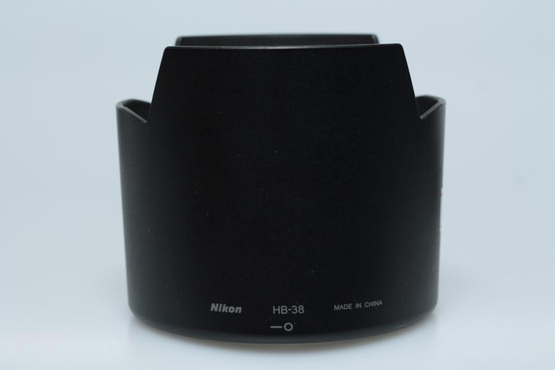 Nikon HB-38 zonnekap