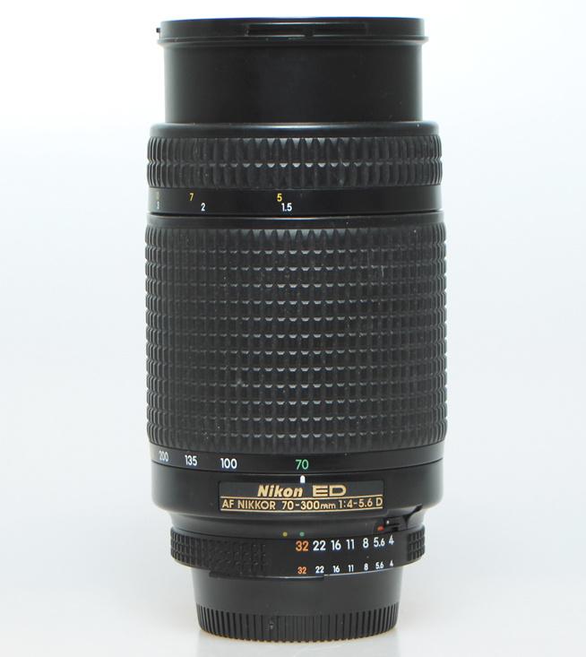 Nikon AF-D f4.0~5.6 - 70~300mm ED