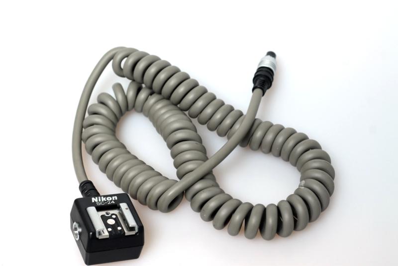 Nikon SC-24 off camera cable