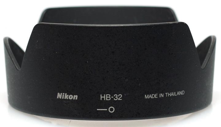 Nikon HB-32 zonnekap