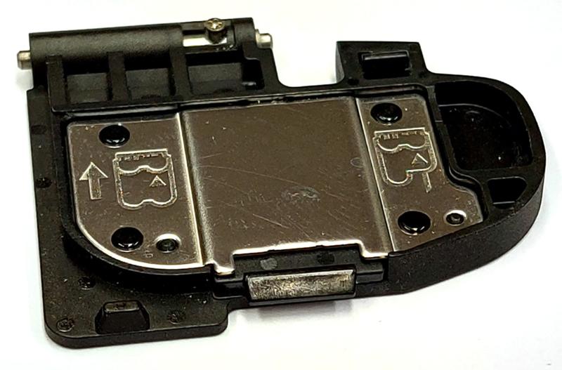 Canon EOS 5D mk1 batterijdeksel