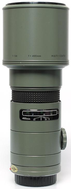 Sigma / Minolta 400mm f5,6